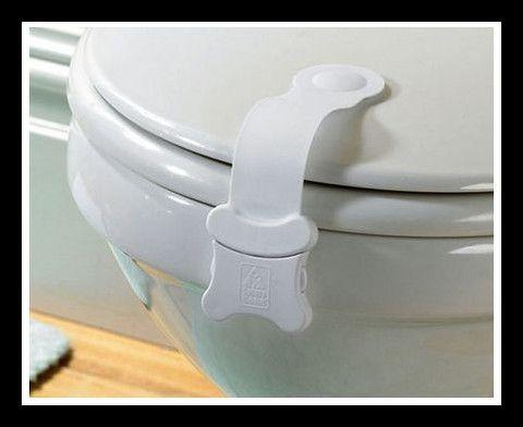 Toilet Lock