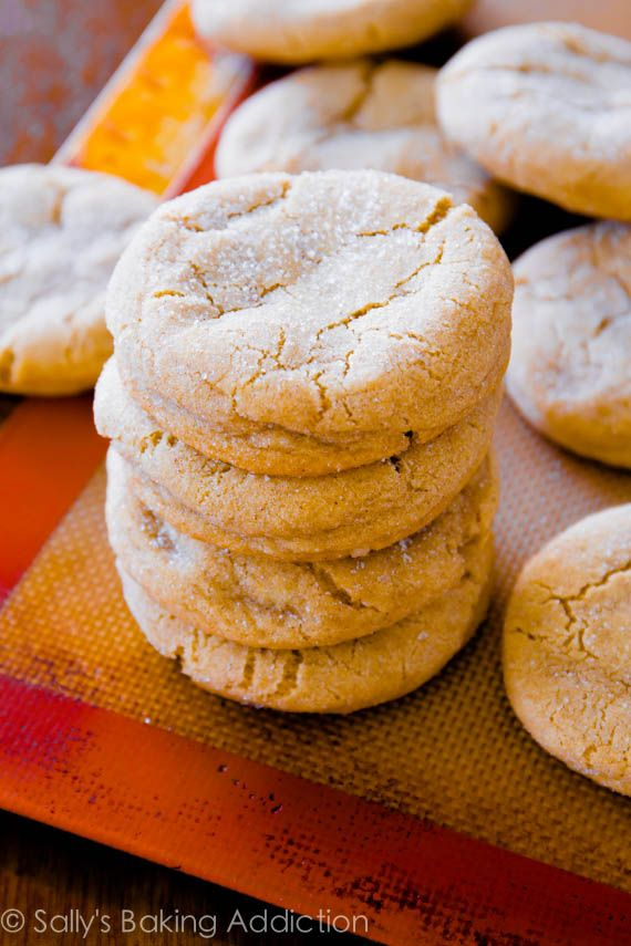 Quick and easy cookie recipes without butter