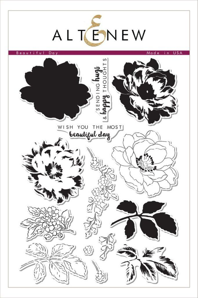 Beautiful Day Stamp Set