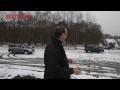 Winter Tyres vs 4x4 - Snow Tyre Test / #skoda