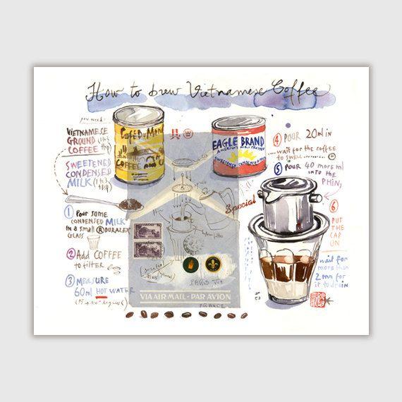 63 Best VIETNAMESE ICED COFFEE CAFE SUA DA Images On