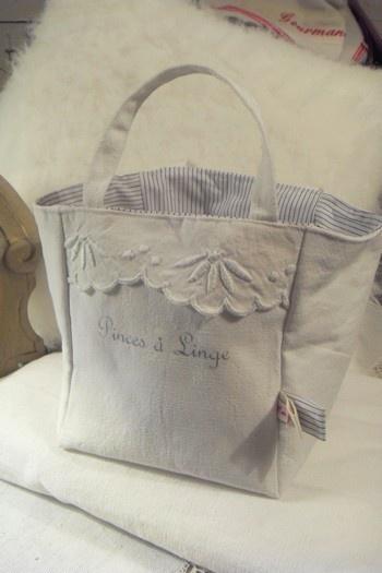 ravissant sac pour pinces à linge