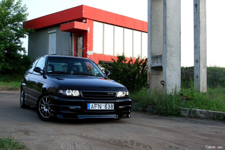 Astra Mk3 Gsi from Lithuania