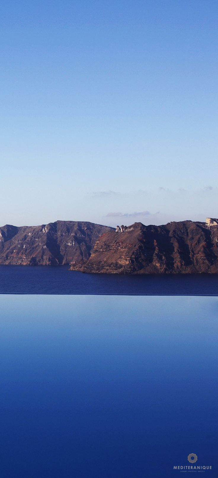 Mykonos tours amp travel bill amp coo hotel in mykonos greece - The Infinity Pool At The Katikies Hotel In Santorini Greece