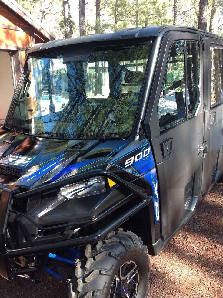 Used 2016 Polaris RANGER CREW XP 900-6 EPS ATVs For Sale in Arizona.