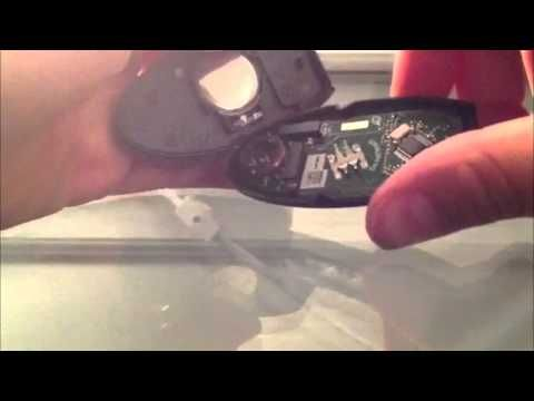 Key Fob Battery Replacement (Nissan-Infinity Keyless Entry ...