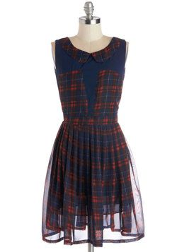 Business Sorority Dress. Youre so excited to have been invited to pledge your schools academic sorority, youve searched far and wide for a dress that says both studious and stylish!  #modcloth. Check size. Bought in 2013.