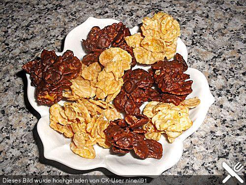 Blitz - Choco - Crossies, ein raffiniertes Rezept aus der Kategorie Kekse & Plätzchen. Bewertungen: 318. Durchschnitt: Ø 4,7.