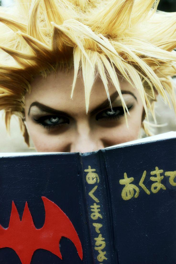 Eyeshield 21 Cosplay: Genderbent Hiruma Cosplay Video  #YouTube #eyeshield21 #cosplayer #cosplay #hiruma #devilbat #devil #youtuber #genderbent