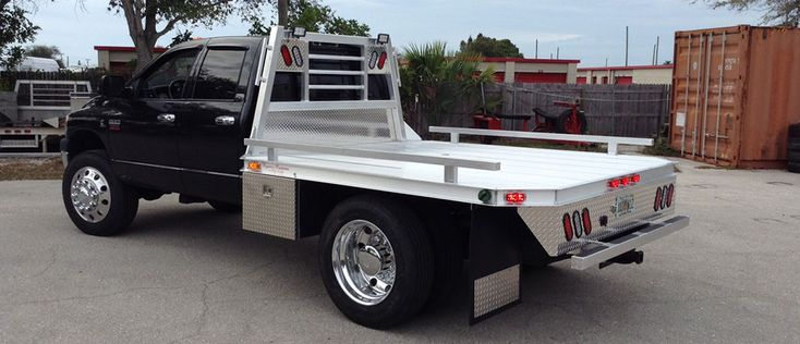 Kyzer's Customs | Custom Truck Beds | Aluminum Fabrication