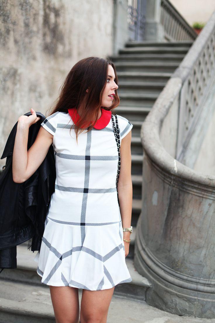 casual look fashion blogger irene colzi primark chanel