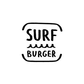 SURF BURGER // ID by gosia stolinska, via Behance
