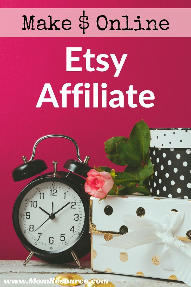Etsy Affiliate Program Get Paid To Share Make Money At Homemake