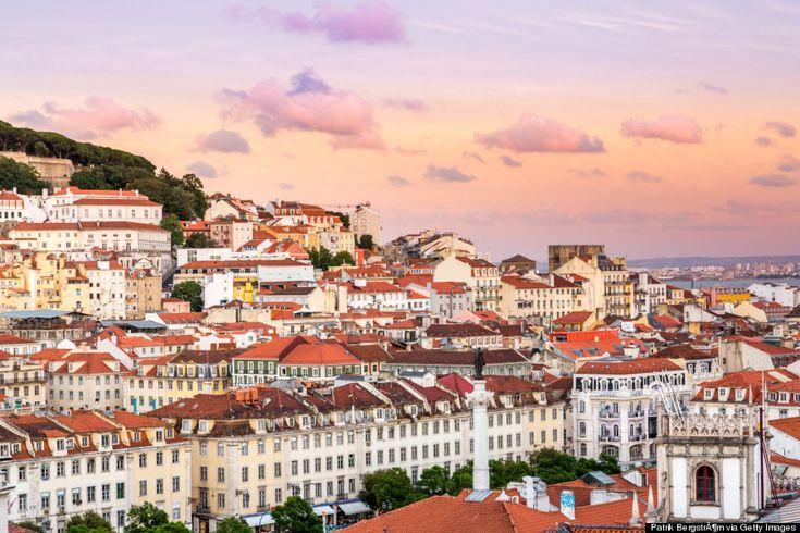 "Lisbon, a ""mirror of a thousand colors"""