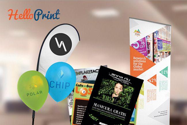 Helloprint: Imprimir es Fácil, Económico y Divertido   es Marketing Digital
