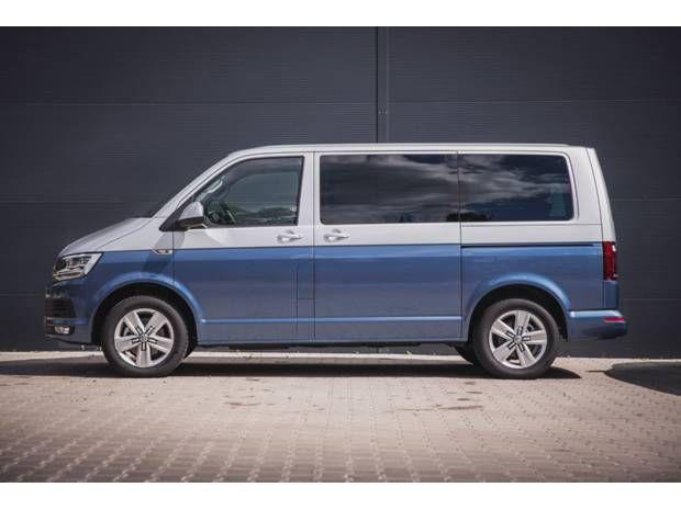 VW Multivan T6 Test
