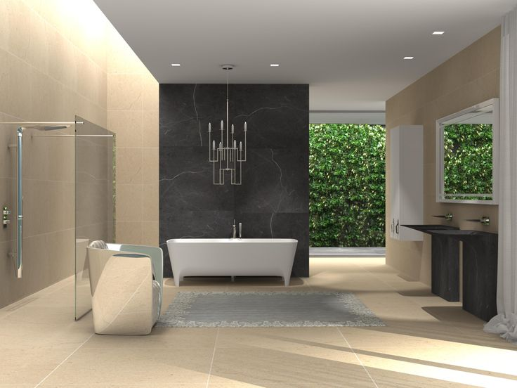 The exclusive and luxurious world of Accademia with a modern feel exploites all the potential of #Duralight, making this material become the undisputed star of tailor-made #projects. #Teuco #bathroom
