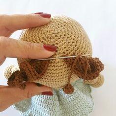 Te presentamos a Julieta, diseñada por Lourdes Martín-Forero en exclusiva para DMC, c on el hilo de algodón mate Natura Just Cot...