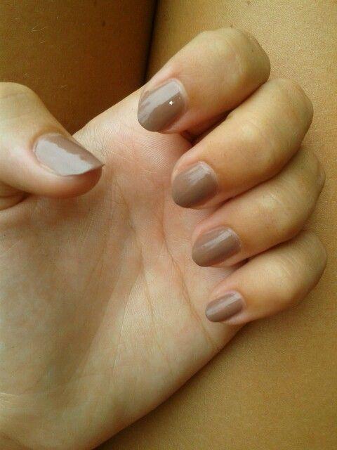 Chocholate nails <3