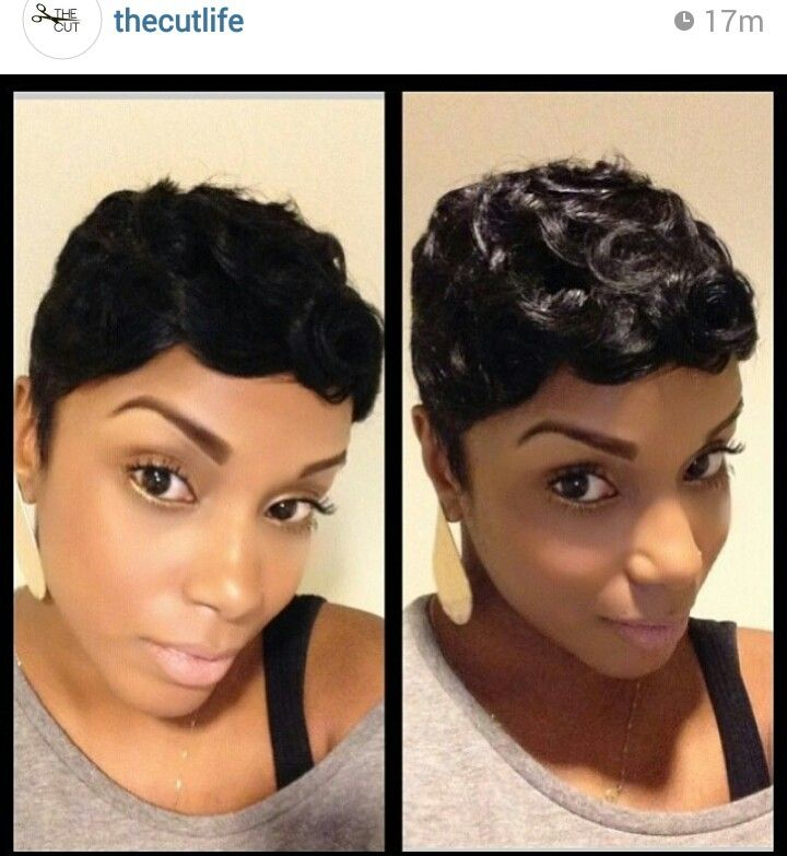 Hairstyles For Short Hair Fast : 88 best short hair chronicles images on pinterest