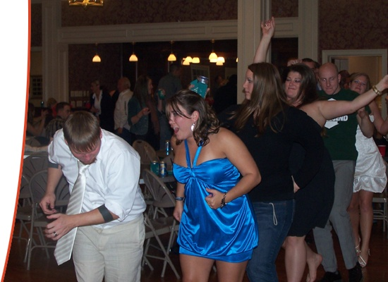 Its Completely Normal For A Conga Line Or 2 To Break Out Thats What