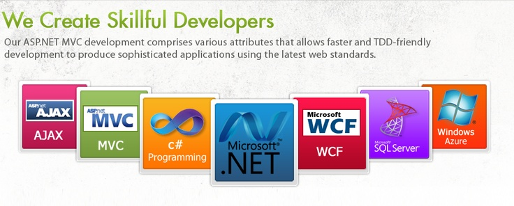 In dot net development we provide website with good design and attractive interface for more details check the website.