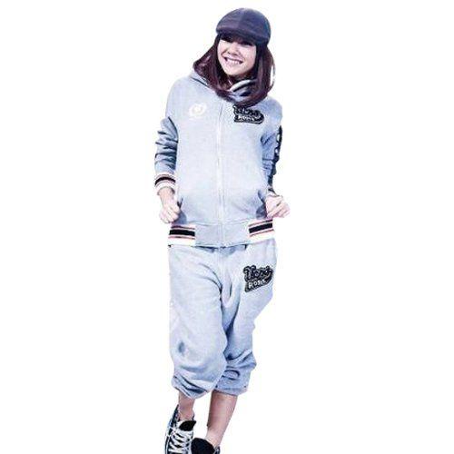Amazon.co.jp: スウェット 上下 セッアップ レディース ジャージ パーカー 【小さいサイズ 大きいサイズ対応】S M L XL 2L XXL 3L XXXL 4L サイズ: 服&ファッション小物通販