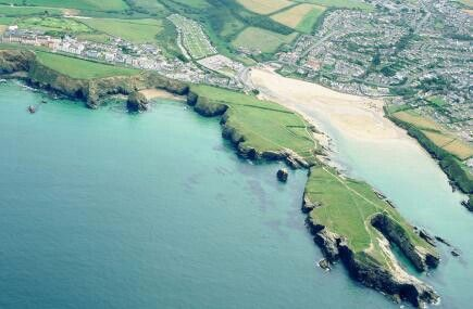 Porth Beach, Newquay, Cornwall. I love this place