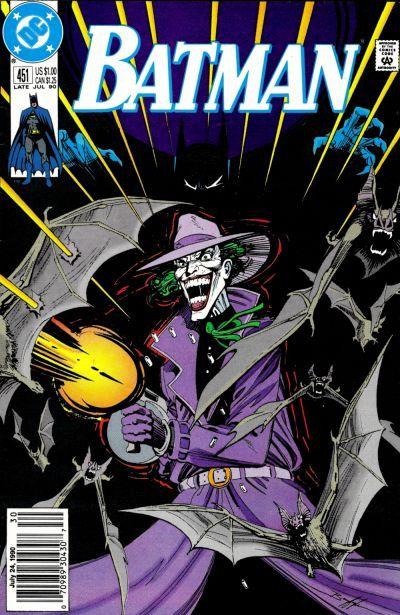 Batman Comic Book Covers | batcover98.jpg
