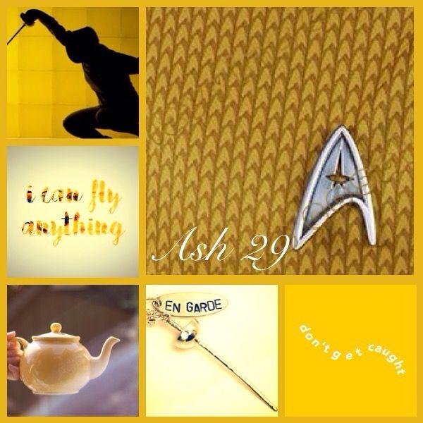 Hikaru Sulu Aesthetic #1...