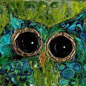 Original painting by Julie Sutherland. Sold.