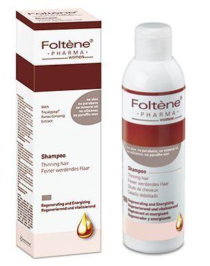 Foltene Pharma Szampon wzmacniający przeciw wypadaniu włosów dla kobiet