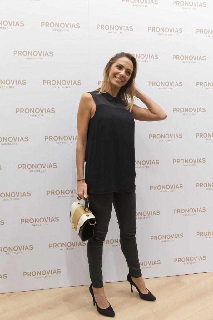 Pronovias Rome flagship opening party Nov. 5th, 2015 - #HelloPronoviasRome ...photocall feat. Simona Branchetti!