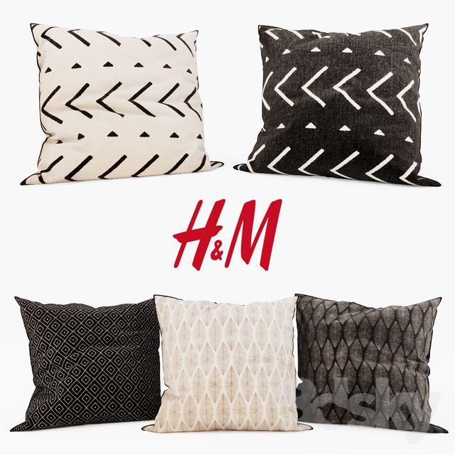 H M Home Decorative Pillows Set 8 Decorative Pillow Sets