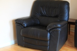 Black chair. More like this at; http://www.facebook.com/pages/anotherphoenixcom/263497840343197