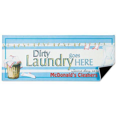 Whimsical Laundry Room Mat