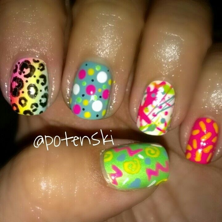60 best Nails done by me @Potenski images on Pinterest | Running ...