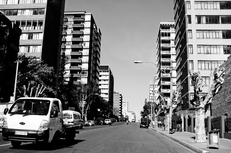 Johannesburg on a Sunday