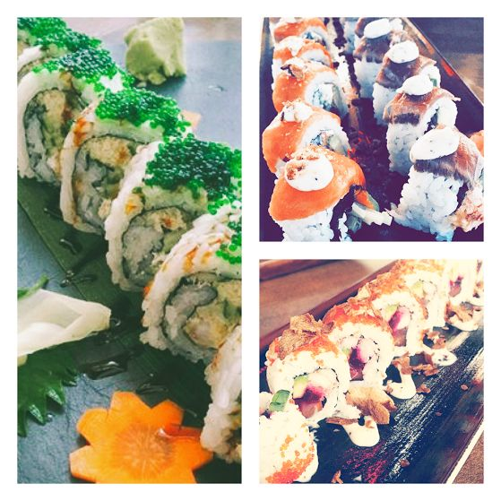 Stop by this #Saturday afternoon for some #sushi at NU! #burgushi #yycsushi #yyceats #yycfood #yycfoodjunkies #yyc