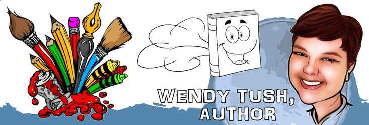 Wendy Tush is a children's book author who specializes in instructional, how to, and activity books.  http://www.wendytush.com/