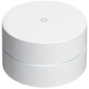 Google WiFi mesh 1-pakning (hvit)
