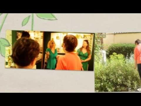 Corsi di Aromaterapia Emozionale Olistica a Pancalieri (Torino) - YouTube