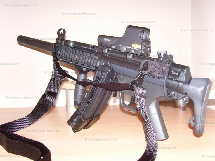 Gsg 22 Lr Gsg5 Mp5 Guns I Want Pinterest