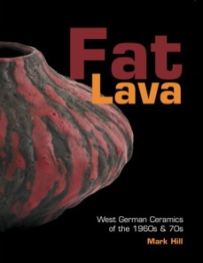 Fat Lava: West German Ceramics of the 1960s & 70s  ISBN-10: 0-95528-650-6  Got it at Off the Wall Retro :)  (Y)