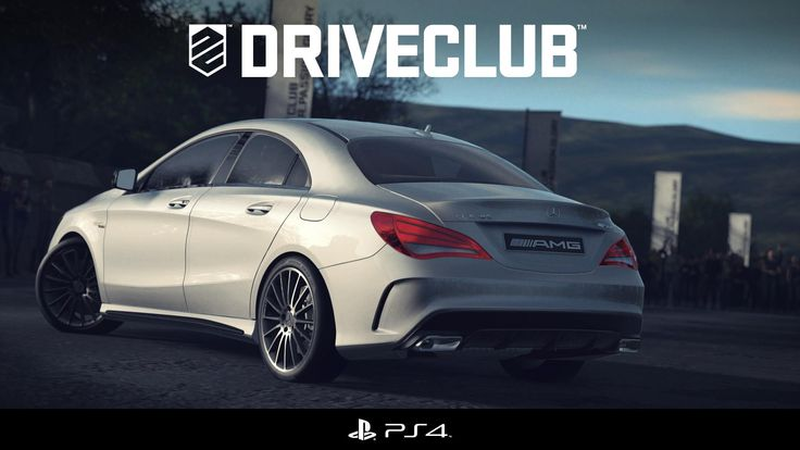 DriveClub PS4 Trailer