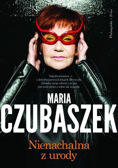 Najodważniejsza z dotychczasowych książek znanej satyryczki. Maria Czubaszek zdradza swoje sekrety i po raz pierwszy mówi o sobie tak szczerze. I tak dużo.