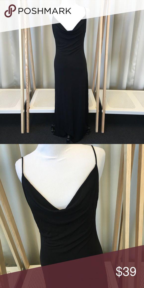 Vintage LBD Beautiful vintage slip dress LBD by Betsy Johnson.  Great condition. Betsey Johnson Dresses Maxi