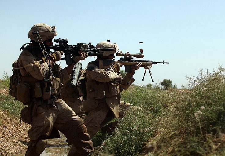 Marines in Combat | 1st Reconnaissance Battalion | Afghanistan