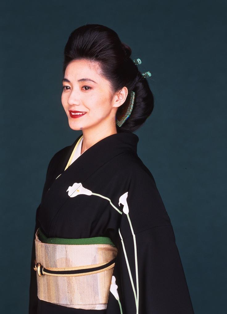 石川さゆり 日本の演歌歌手