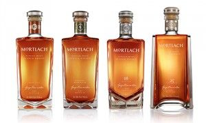 Diageo Unveils Pricing & Bottles For Mortlach Single Malts